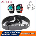 Fitness 5.3kHz Heart Rate Belt Pedometer Wireless Sport Watch