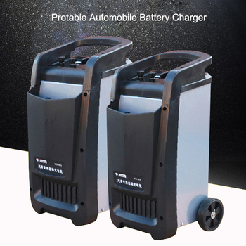 High Quality Car Repairing Shop Use Speedy AutoMobile Battery Charger 110v 220v image