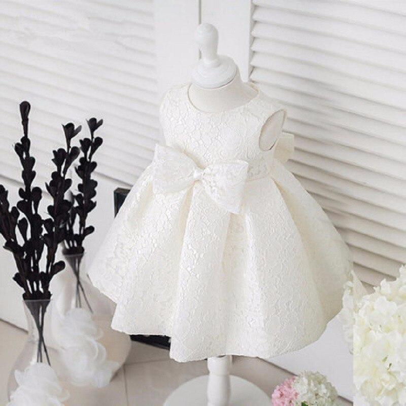 Infant Baby Christening Party Birthday Prom Occasion Wedding Flower Girls Dress