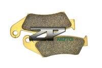 Organic Kevlar Brake Pads For KAWASAKI KLX 650 R 93 96 KX 500 94 04 KX