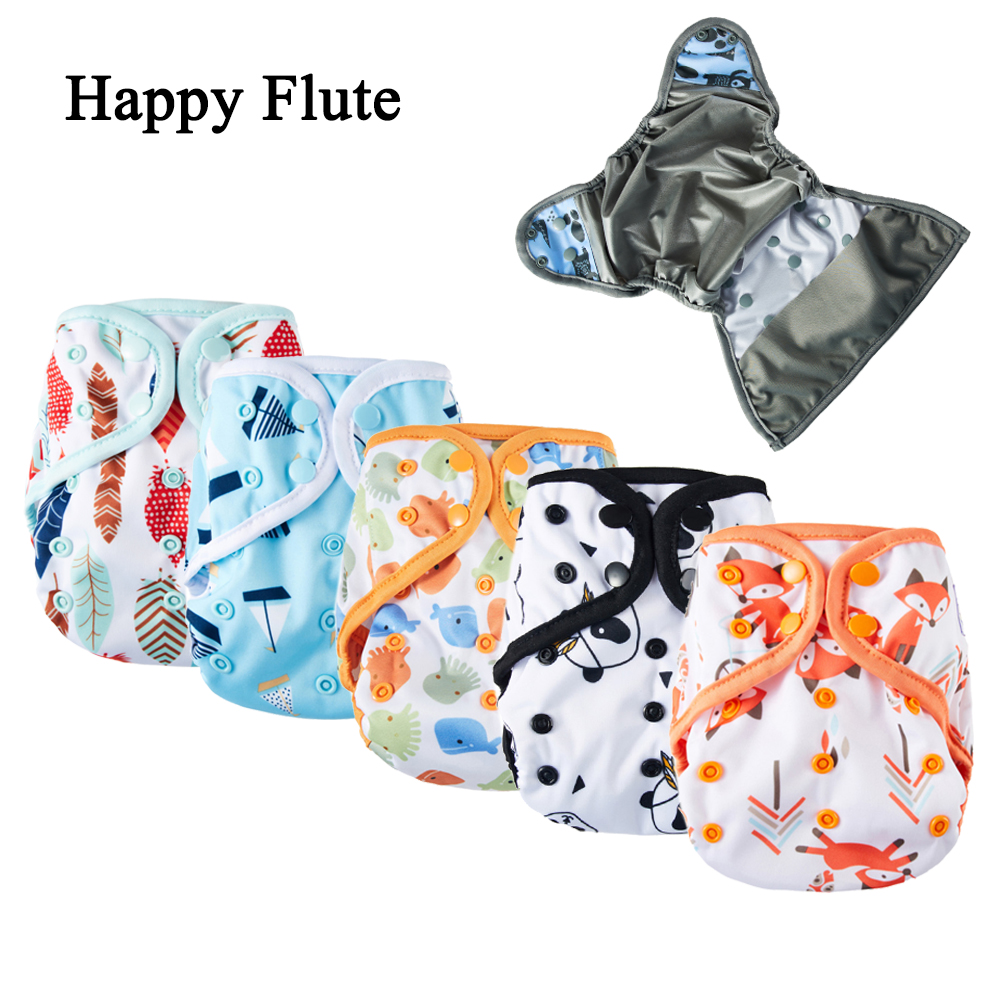 Happy Flute Diaper Cover, One...