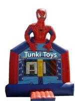 inflatable cartoon bounce castle