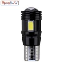 canbus שגיאה חינם שגיאה CANbus T10 נורת LED 2pcs BraveWay חינם 5730 6SMD W5W מנורה אוטומטי פנים עמילות חנייה אורות רכב סטיילינג 194 168 12V (5)
