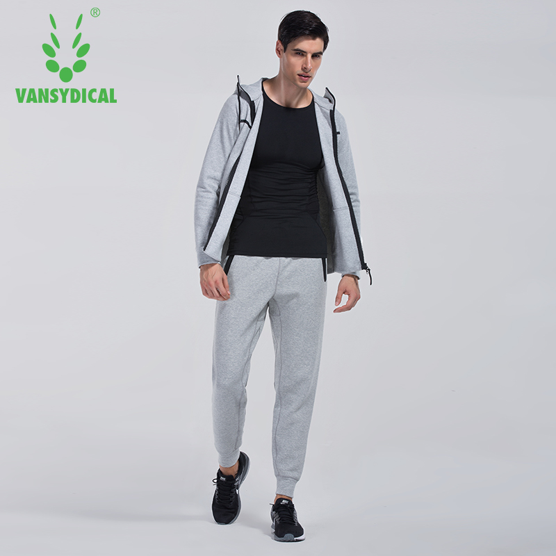 Mens Athletic Full Zip Running Training Tracksuit Jogging Sweatsuit Activewear Hooded Top Plus Size 3XL 3