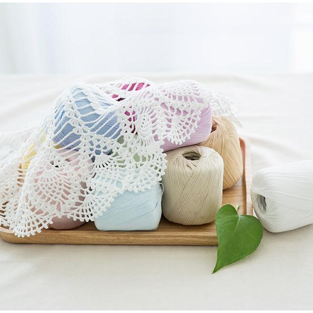 Großhandel 3 Stück 150g / Los Spitze aus reiner Baumwolle mit 2 mm - Kunst, Handwerk und Nähen - Foto 1