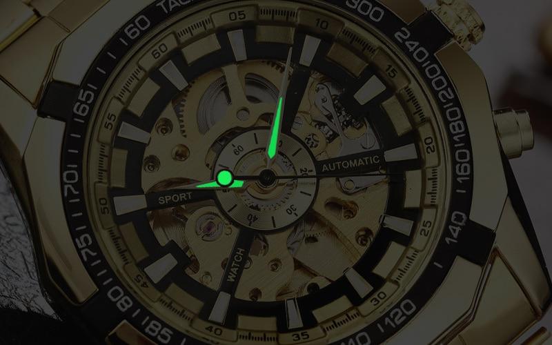 Men Automatic Mechanical Watch (1)