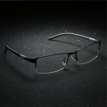 4a4d89dd2ebb GZGOG 2019 Style Titanium Alloy Half Rim Eye Glasses Design Eyeglasses  Frame for men. US $7.92 / piece Free Shipping