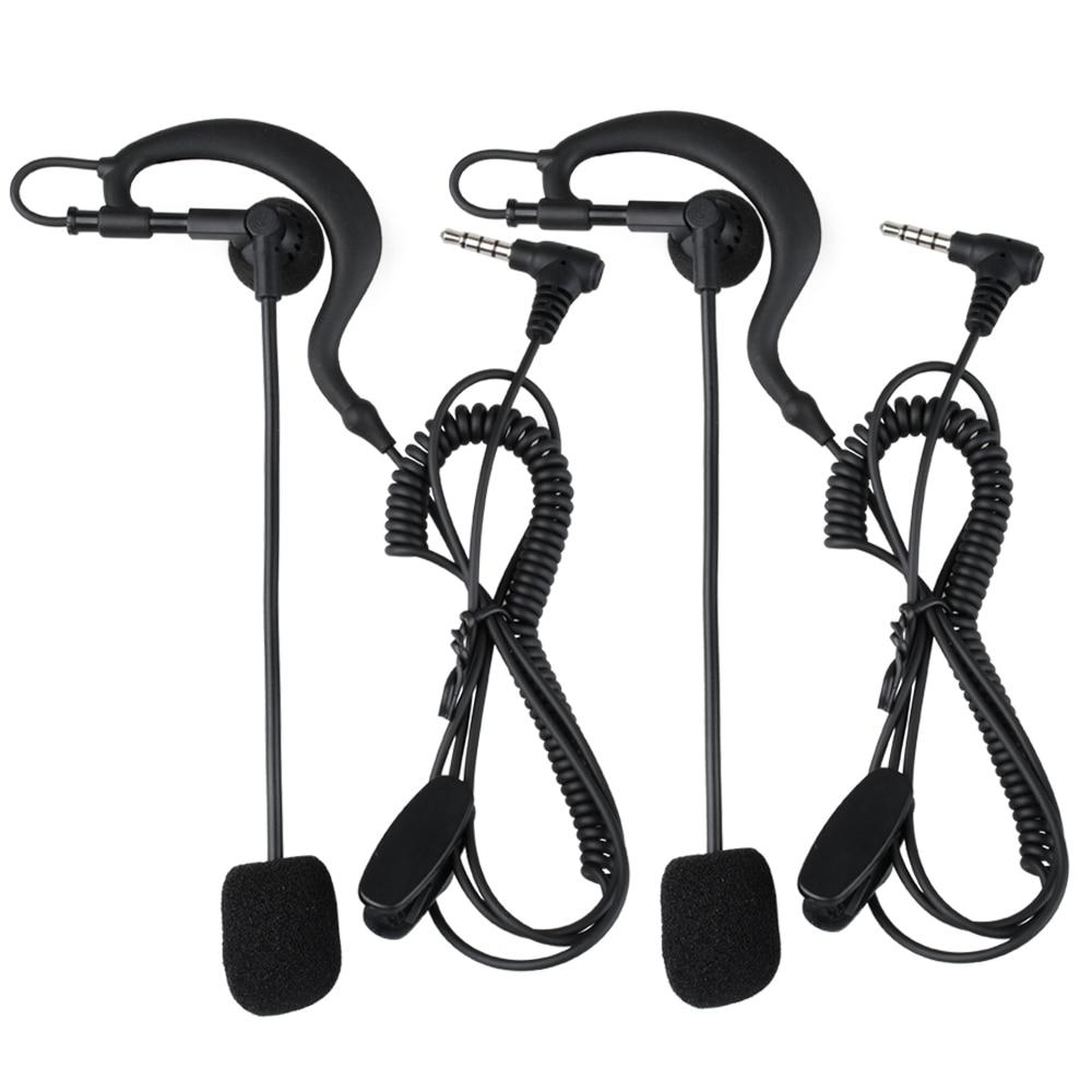 Fodsports 2 pçs v6 v4 interfone fone de ouvido futebol árbitro treinador juiz arbitragem bicicleta conferência fone ouvido