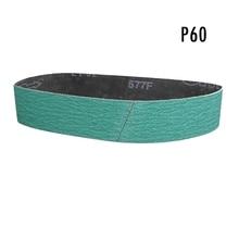 1 piece 915/686/620/762 *50/25mm 577F ZA Sanding Abrasive Belts for Metal Polishing