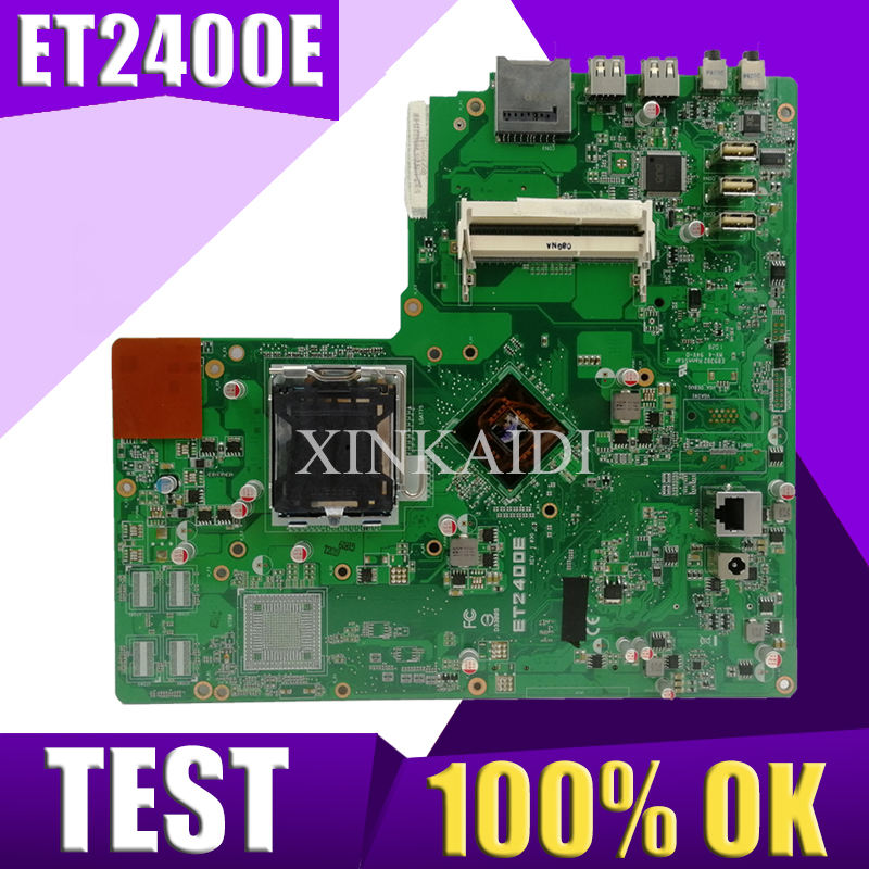 XinKaidi  Original All-in-one Motherboard For ASUS ET2400E ET2400 Mainboard 100% Test Ok Works GM