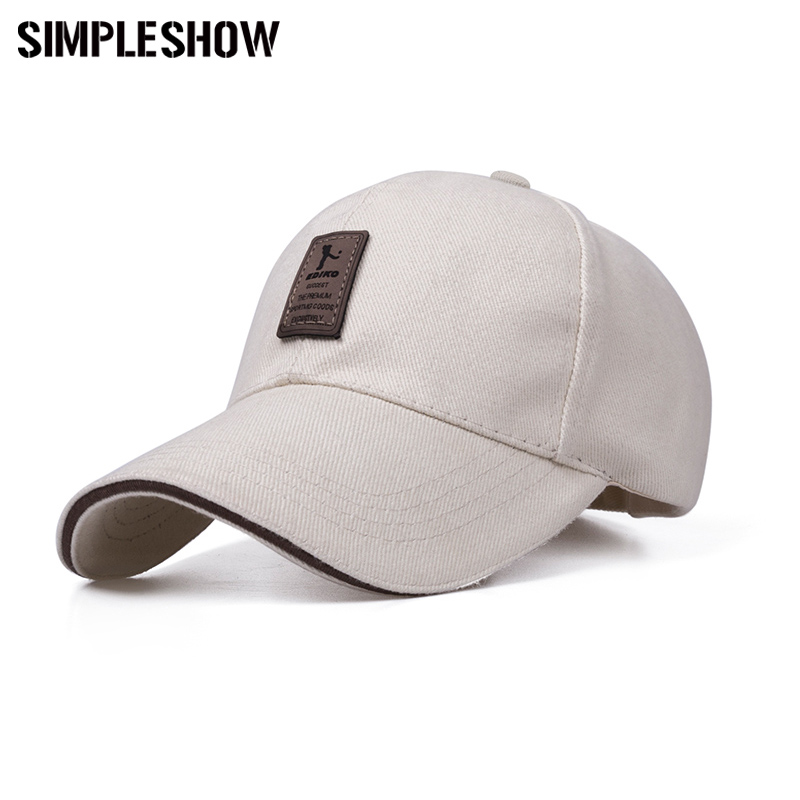 Brand Baseball Cap Women Snapback Cap Hats For Men Bone gorras Leisure Golf Hat Outdoor Sport Cap casquette Unisex Adjustable