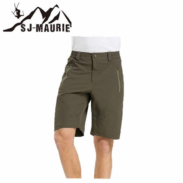 3ace7d3524 Summer Outdoor Sports Shorts Men Women Quick Dry Elastic Short Hike Runnig  Outdoor Shorts