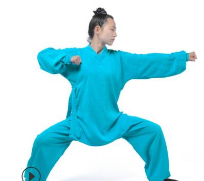 Traditional Wudang Daoist Uniform 5