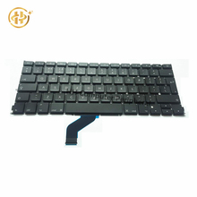 Brand NEW UK keyboard For Apple Macbook Pro 13″ A1425 UK keyboards 2012 Retina