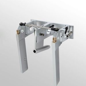 Image 3 - CNC Alloy Dual Rudder with Strut 140mm For 1/4 6.35mm Shaft RC Boat Gas O Boat