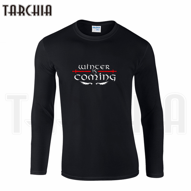 Long Sleeve Tee Winter Is Coming T-Shirt