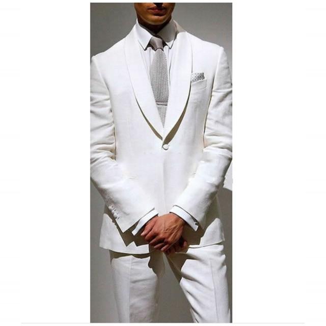 Envío libre trajes para hombre Trajes de Boda del Mantón de la Solapa Del Padrino de boda Traje Masculino Un Botón Esmoquin Corbata Los Hombres