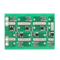 2 7V 350F 6 Strings Super Capacitors Protection Board Balancing Board