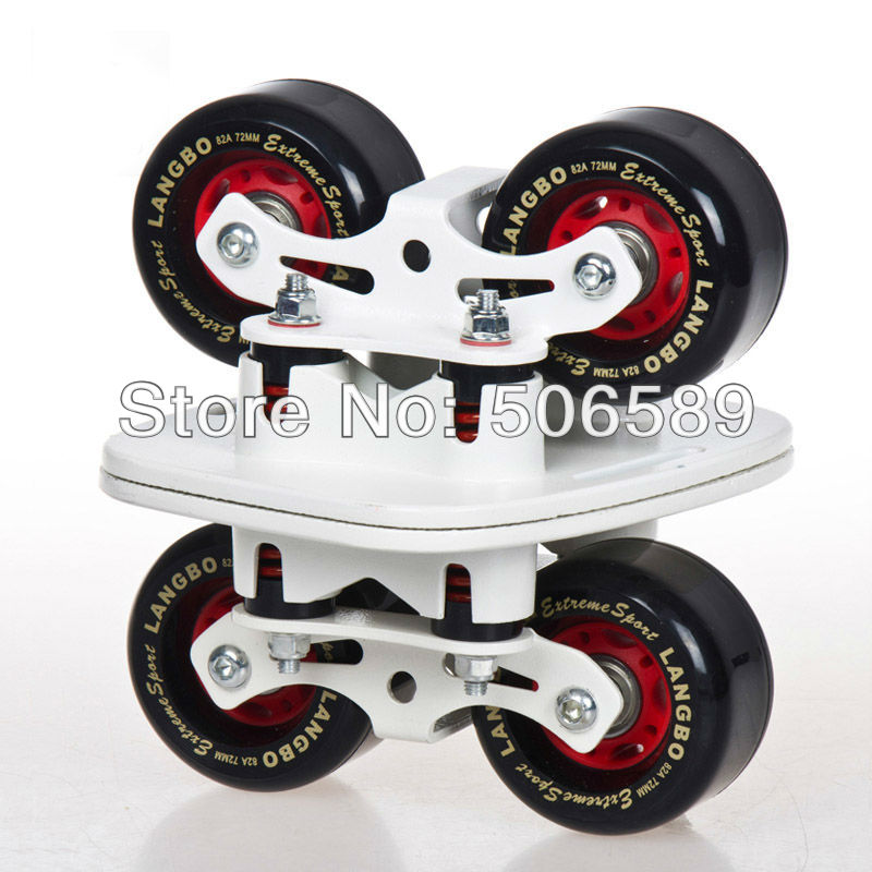 free shipping freeline skates new design with spring shock-absorbed