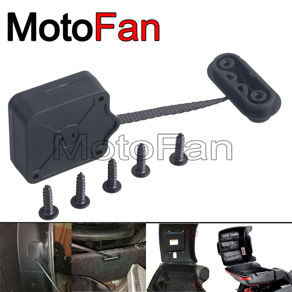 Motorcycle Tour Pak Pack Lid Tether Quick Release for Harley Davidson Touring Road King Ultra Electra Street Glide CVO 2014-2018 2015 bigbang world tour [made] in seoul release date 2016 02 04 kpop