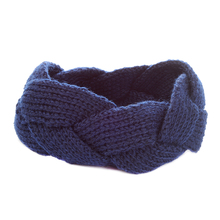 1 pc Crochet Twist Knitted Headwrap Winter Warmer Hair Band for Women clothing Accessories headband