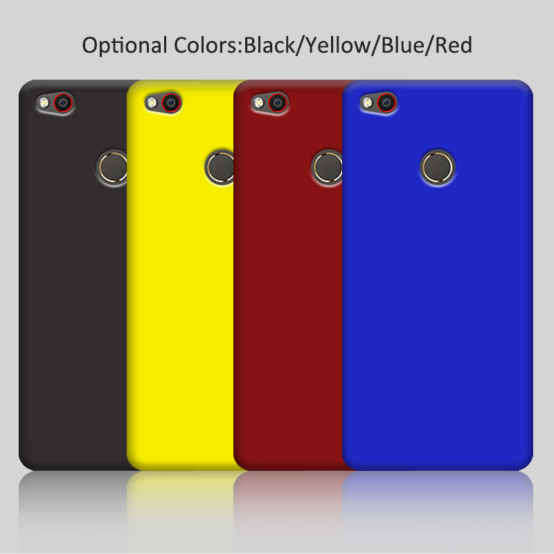 For ZTE N1 N 1 Protector Phone Back Newest Matte Scrub Cases Coque For ZTE Nubia N1 Case ...