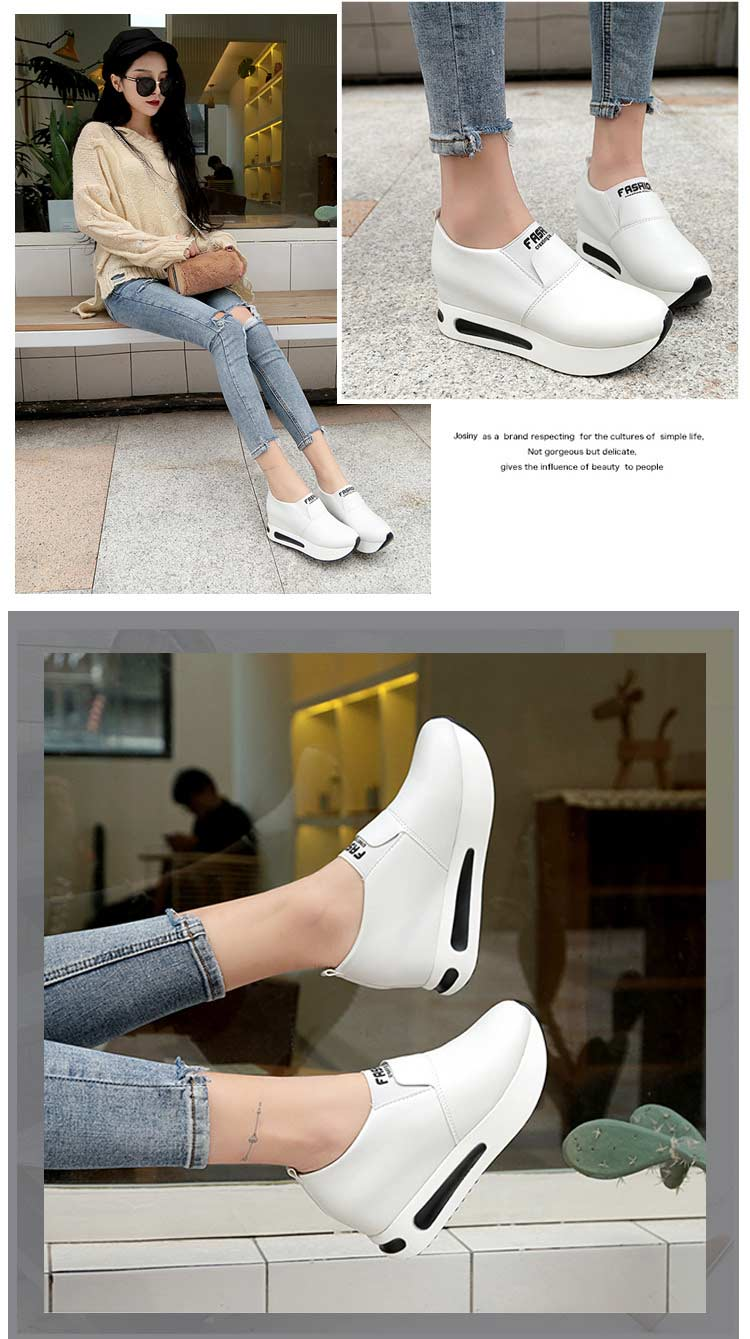Vulcanize shoes women casual shoes 2019 new fashion solid pu women sneakers slip-on breathable shoes woman zapatos de mujer (10)
