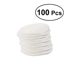 100pcs Round Bleached Coffee Filters Paper Coffee Strainers For Aeropress Coffee Maker