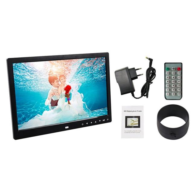 EU US UK Multi functional 13 Inch 1280*800 HD LED Digital Photo ...