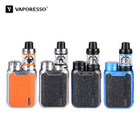 Original Vaporesso SWAG Kit Consisted By A 80W Box Mod And A NRG SE Vaporizer It