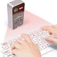 2018 new KB580 wireless laser laser Bluetooth projection keyboard wireless virtual keyboard for Desktop computers tablets