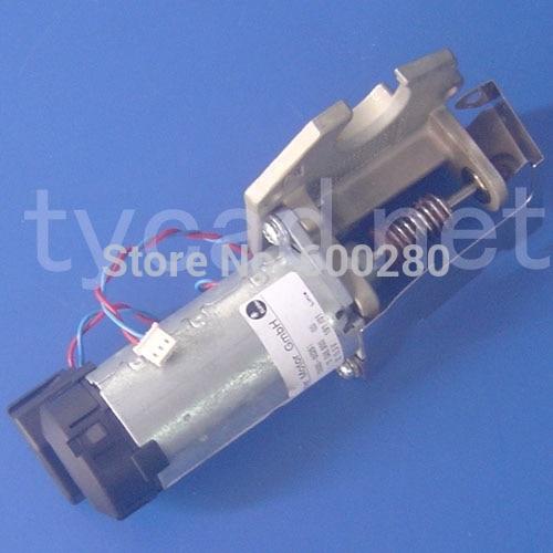 Q1251-60264 C6090-60199 Paper-axis motor for HP DesignJet 5000 5100 5500 Original Used цена 2017