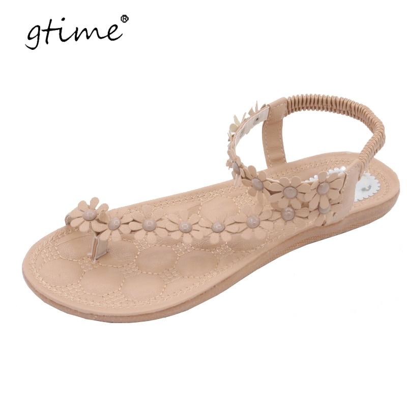 GTIME New Fashion Կանանց ամառային կոշիկներ - Կանացի կոշիկներ
