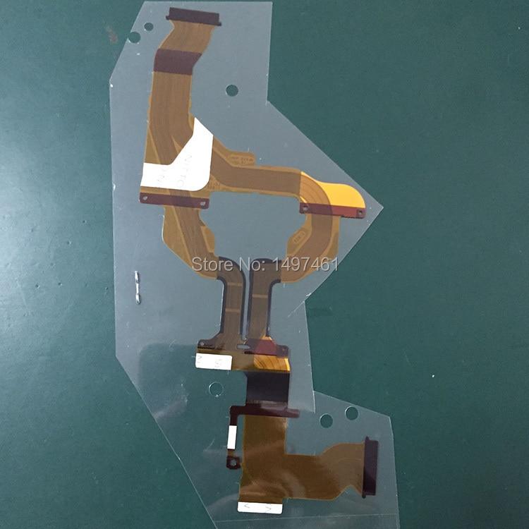 Frip ЖК-дисплей Экран подключить шлейф запчастей для Sony NEX-5R nex-5t NEX5T NEX5R камеры