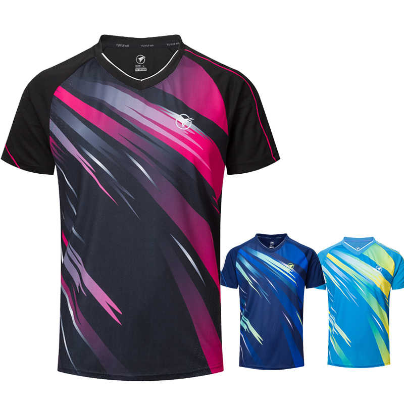 New Quick dry Badminton shirts Men /Women, Tennis shirts , Table Tennis Jerseys ,Table Tennis T shirts , sports shirts A117