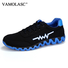 VAMOLASC New Men Sport Running Shoes Breathable Cotton Sneakers DMX Outdoor Walking Shoes Cushioning Medium Cut Athletic Shoes