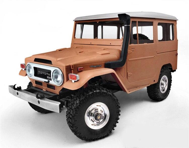 Métal 1.9 pouce beadlock roue jante chenille pour TOYOTA RC4WD TF2 FJ40 HPI FJ LAND CRUISER lc70/lc80 (couvercle de moyeu non inclus) - 4
