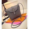 New women handbag Mini Shell Clutch Purse candy color Women shoulder messenger bags small pu leather casual Bag vintage XD3175