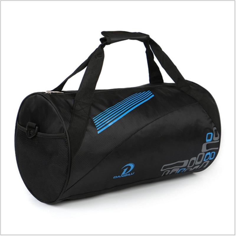 Handbag Gym-Bags Fitness-Bag Travel Yoga Waterproof Sports Women New Leisure