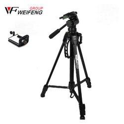WEIFENG-3730 profesjonalny statyw kamery elastyczny statyw do cyfrowe lustrzanki SLR aparatu Nikon Canon Sony Fuji Pentax Leica