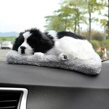 Purifier Car-Ornament Air-Freshener Automobile-Decoration Cute Dog Gift Cat Home Deodorant