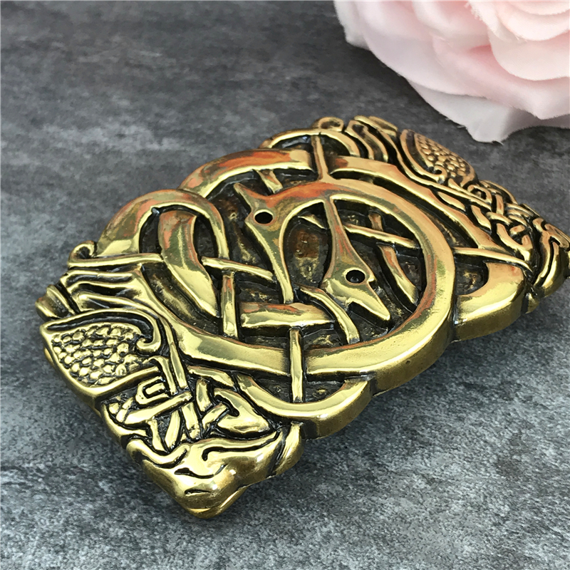 Gold Metal Belt Buckles For Men Waistband Leather DIY Craft Accessories Buckle For Belt Boucle Ceinture Riem Men Belt  AK0589G