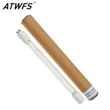 ATWFS filtr wody sterylizator UV 6W lampa UV dedykowany filtr sterylizatora do uzdatniania wody