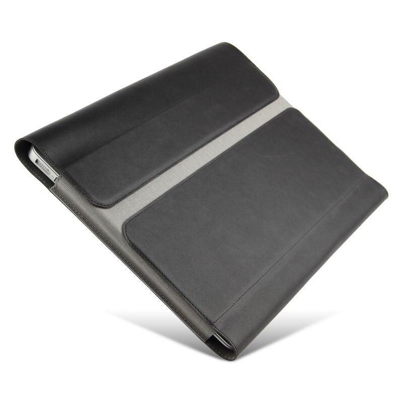 Cas Manches Pour Xiaomi Mi Portable Pro 15.6 pouce Ordinateurs Portables Sac poche de Fichiers en cuir Étui Ordinateur Mibook pro15.6