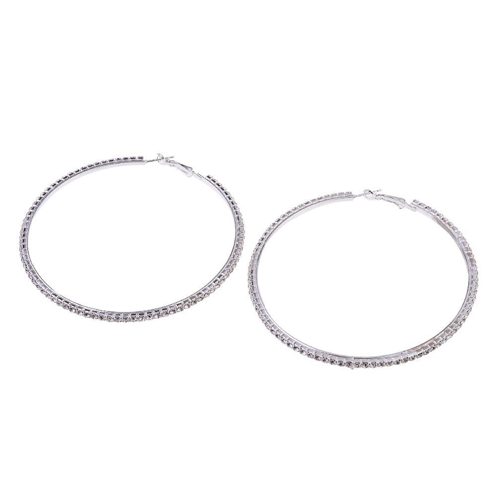 Товар Large hoop earrings Fashion retro classic big circle earrings ... 02b6db9fb85c