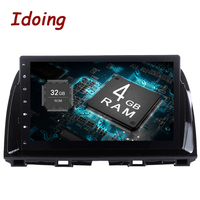 Idoing 2Din 10 2inch 2G RAM 32G ROM Steering Wheel Android6 0 Car Multimedia Player Fit