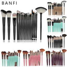 Makeup brush tool 18pcs/set brushes for makeup Cosmetic Powder Foundation Eyeshadow Lip Make up Brushes Set Beauty Tool Dropship fghgf 18pcs make up brushes set brush eyeshadow blush powder brush air cushion puff s shape foundation maquiagem cosmetic tool
