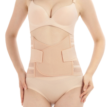 2019 New body shaping waist trainer slimming shaper girdle belly modeling strap abdomen control tummy belt