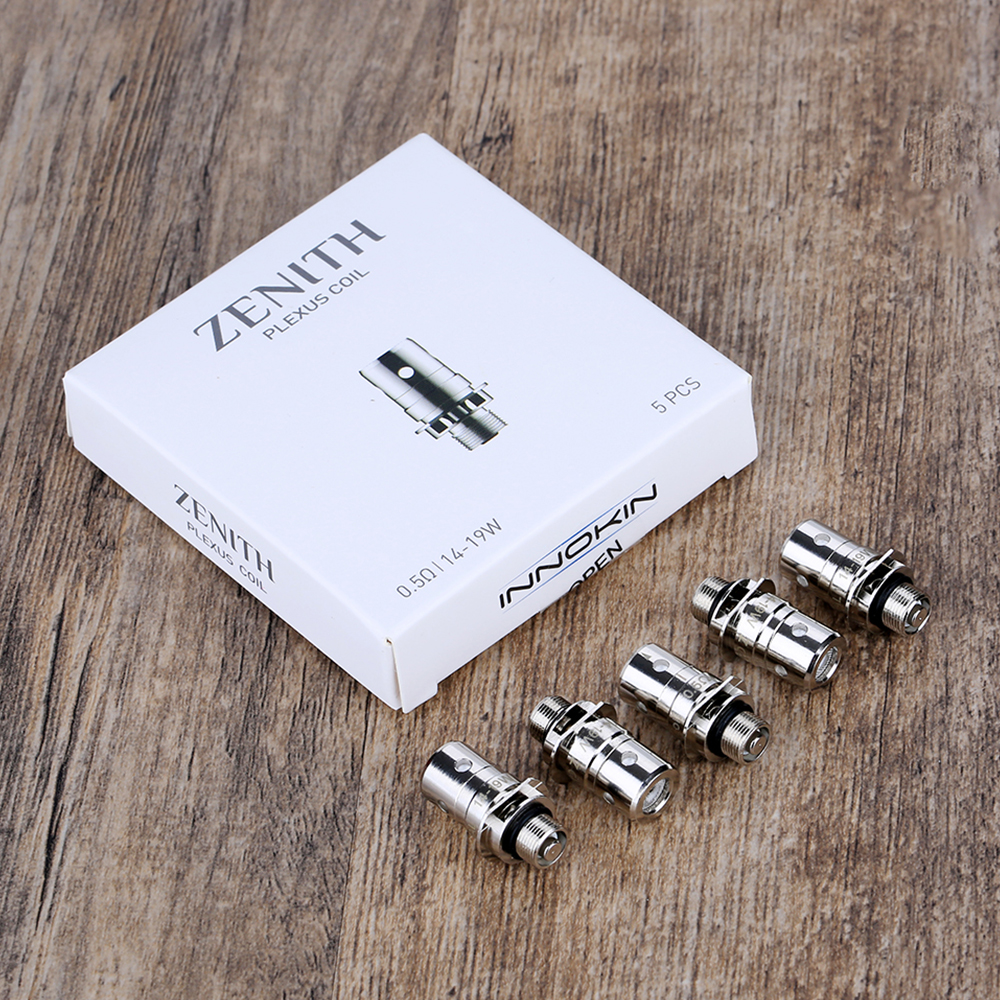 5pcs /10pcs/ 20pcs/ 50pcs!!! Innokin Zenith Coils Replacement Atomizer Core for Zentih MTL Tank Easy to Replace E-cig Vape coils5pcs /10pcs/ 20pcs/ 50pcs!!! Innokin Zenith Coils Replacement Atomizer Core for Zentih MTL Tank Easy to Replace E-cig Vape coils