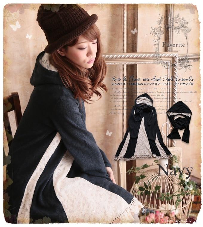 d67639d8ea71 Лолита Туника хиппи Wrap длинный женский халат Vestidos curtos тянуть  трикотажные винтажные вечернее платье Courte осенне-зимние женские платье